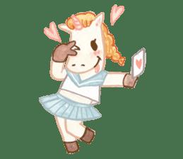 Unicorn MaNi's Daily sticker #7291062