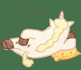 Unicorn MaNi's Daily sticker #7291067