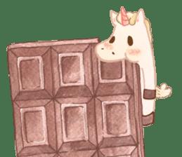 Unicorn MaNi's Daily sticker #7291068