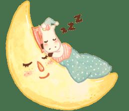 Unicorn MaNi's Daily sticker #7291069