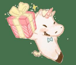 Unicorn MaNi's Daily sticker #7291073