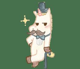 Unicorn MaNi's Daily sticker #7291079