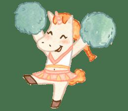Unicorn MaNi's Daily sticker #7291080