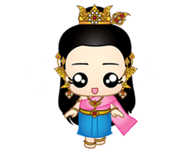 Nong Nang sticker #7295676