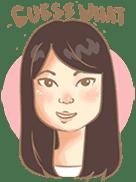 Javanesse Girl sticker #7313312