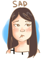 Javanesse Girl sticker #7313321