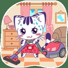 Midifan's mascot Meowlody sticker #7314748