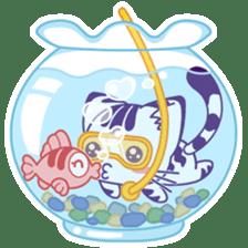 Midifan's mascot Meowlody sticker #7314750