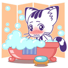 Midifan's mascot Meowlody sticker #7314754