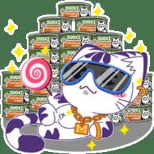 Midifan's mascot Meowlody sticker #7314755