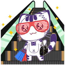 Midifan's mascot Meowlody sticker #7314760