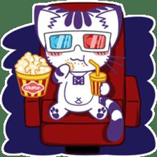 Midifan's mascot Meowlody sticker #7314770