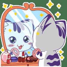 Midifan's mascot Meowlody sticker #7314774
