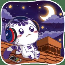Midifan's mascot Meowlody sticker #7314775