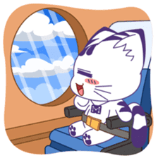 Midifan's mascot Meowlody sticker #7314778
