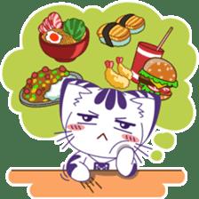 Midifan's mascot Meowlody sticker #7314779