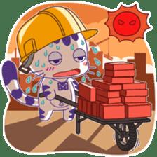 Midifan's mascot Meowlody sticker #7314782