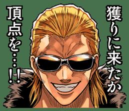 Joker Zero Comic Stickers sticker #7317723