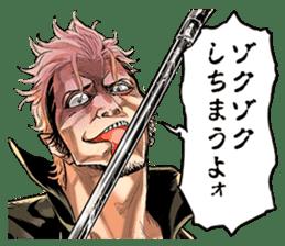 Joker Zero Comic Stickers sticker #7317726