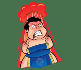 Gonishiki: Sumo by Internship Japan sticker #7320296