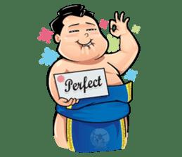 Gonishiki: Sumo by Internship Japan sticker #7320298