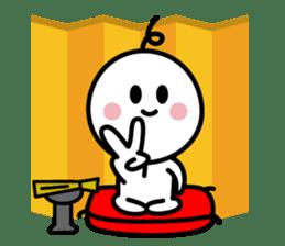 The SAMURAI Vol.2 sticker #7322992