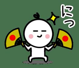 The SAMURAI Vol.2 sticker #7323005