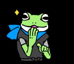Ninja Boy Geko-hara sticker #7323631