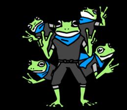 Ninja Boy Geko-hara sticker #7323634