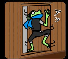 Ninja Boy Geko-hara sticker #7323638