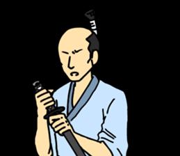 Ninja Boy Geko-hara sticker #7323645