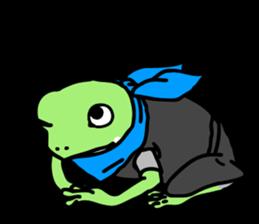 Ninja Boy Geko-hara sticker #7323649