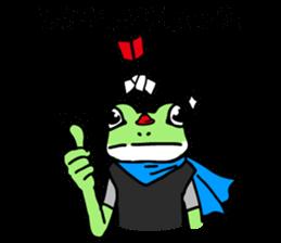 Ninja Boy Geko-hara sticker #7323656
