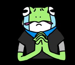 Ninja Boy Geko-hara sticker #7323657