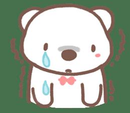 HearMhee lovely bear sticker #7324026
