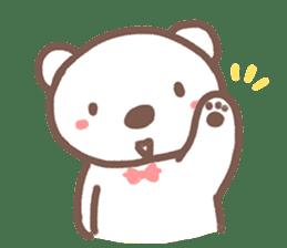 HearMhee lovely bear sticker #7324033