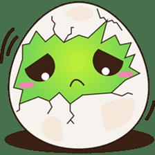Pura, the funny turtle, version 7 ! sticker #7330742