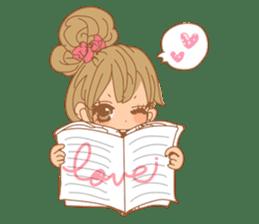 Girls Couple in Love 2 sticker #7333195