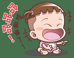 Cocoa Baby sticker #7340866