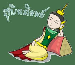 Khonthai sticker #7341332