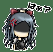 gijin kanojo sticker #7347807