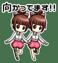 gijin kanojo sticker #7347809
