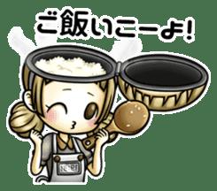 gijin kanojo sticker #7347813