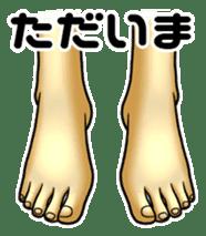 gijin kanojo sticker #7347834