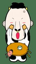 Mr.moosan3 sticker #7354190