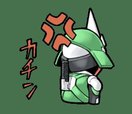 TAKASHIMA RIDER sticker #7354932