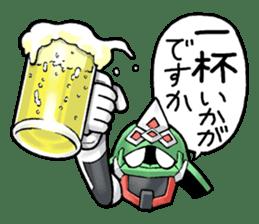 TAKASHIMA RIDER sticker #7354937