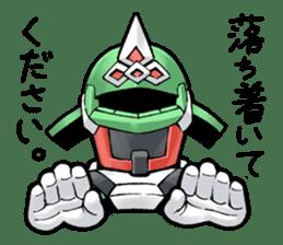 TAKASHIMA RIDER sticker #7354944