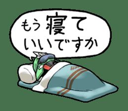 TAKASHIMA RIDER sticker #7354946