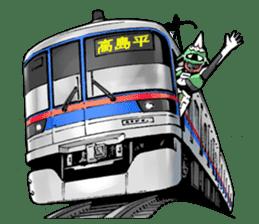 TAKASHIMA RIDER sticker #7354949